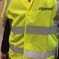 Flame Retardant Safety Jacket EN 20471
