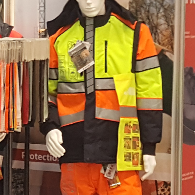 Safety Jacket EN 20471